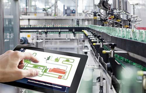Einblick in die neue zenon Anwendungsvorlage für effizientes Linienmanagement.