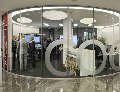 ABB Ability Collaborative Operations Center unterstützt die industrielle Automatisierung