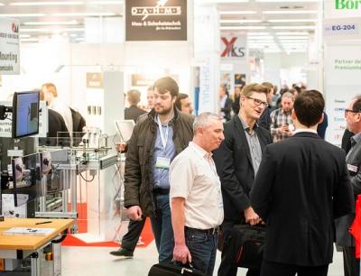 Messeimpressionen von der All About Automation 2019 in Hamburg
