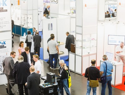 Impressionen von der All About Automation 2018 in Essen