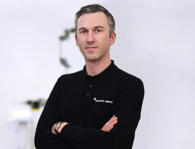 Andrea Alboni, General Manager Western Europe bei Universal Robots