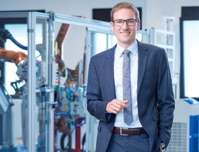Christian Ziegler, Manager Digital Business Development bei SMC