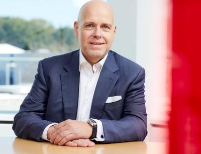 Clemens Voegele, Geschäftsführer von Cideon