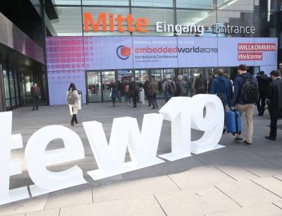 Auch dieses Jahr überzeugte die Embedded World ihre Community