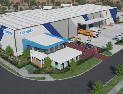 Flender plant eine neue Produktionsstätte in Westaustralien