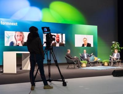 Vom 10.-12.11.2020 hat die Formnext Connect als internationales, digitales Zentrum der AM-Welt überzeugt