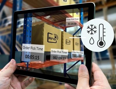 RFID Sensor Systeme verbinden Lokalisation und Nachverfolgung mit Qualitätskontrolle