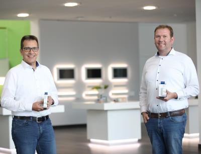 Klaus Böhmer (links) und Dennis Dusny sind Geschäftsführer der neu gegründeten Wago Electronics GmbH