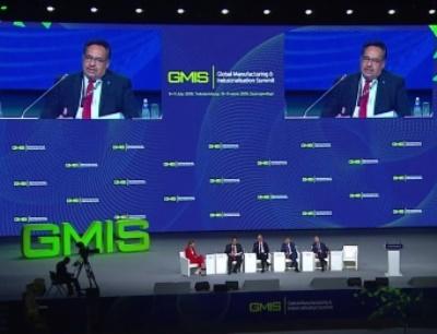 Nach Abu Dhabi und Jekaterinburg wird der dritte Global Manufacturing and Industrialisation Summit am 20. und 21. April 2020 auf der Hannover Messe ausgerichtet