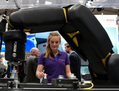 Hannover Messe 2019: Industrie 4.0 trifft KI