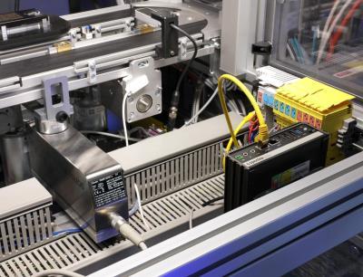 Ein Beispiel für den Einsatz von Edge Devices an der Smart Factory KL