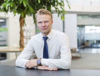 Kim Povlsen, Präsident von Universal Robots