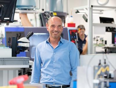 Kistler CEO Rolf Sonderegger