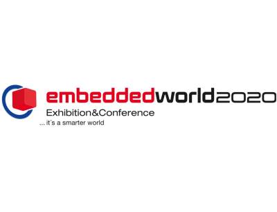 Logo Embedded World 2020