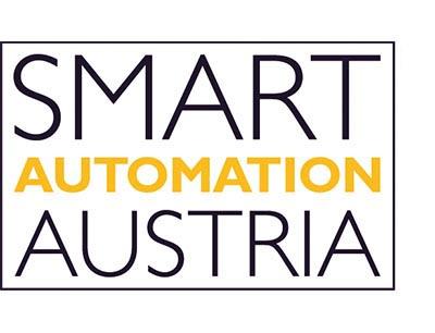 Logo der Smart Automation Austria 2020