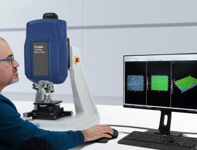 Die neuen optische 3D-Oberflächenmessgeräte Top-Map Micro-View und Micro-View+ von Polytec