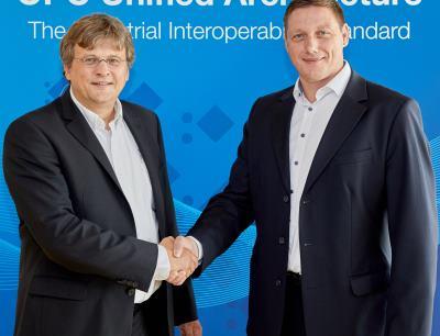 Stefan Hoppe und Michael Schweiger