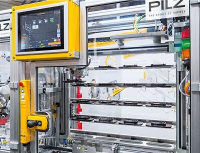Modular zur Fabrik der Zukunft