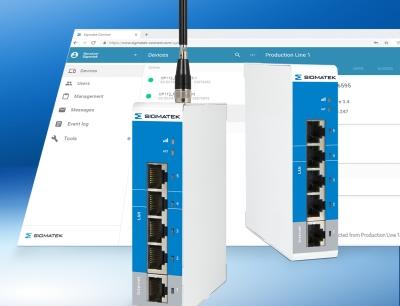 Sicherer Fernzugriff mit der webbasierten Remote Access Platform (RAP)