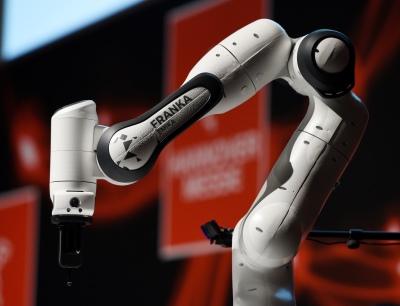 Geballte Robotik-Power auf der Hannover Messe 2018