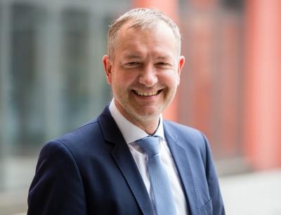 Rolf Lisse, Leiter Entwicklung bei Cideon