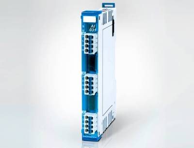 Das AI 031 für eine kompakte Strommessung
