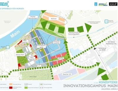 """Frankfurter Ventilhersteller baut hochmoderne """"Fabrik in der Stadt"""" auf Offenbacher Innovationscampus"""