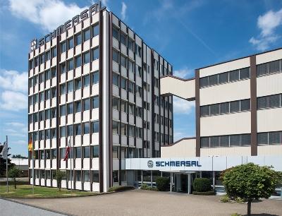 Die Hauptverwaltung der Schmersal Gruppe in Wuppertal