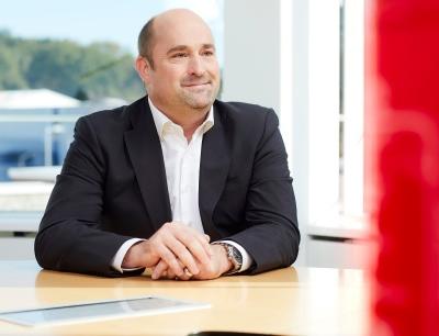Sebastian Seitz, CEO von Eplan
