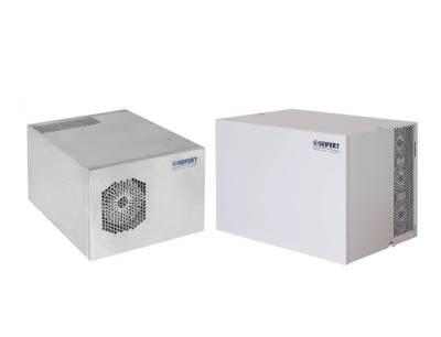 Die kompakten Dachaufbau-Kühlgeräte von Seifert Systems