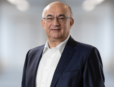 Dr. Robert Bauer, Vorstandsvorsitzender der Sick AG