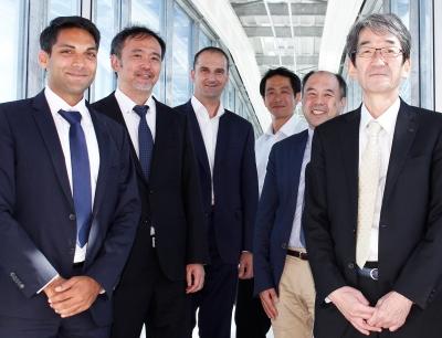 Sigmatek baut mit dem neuen Vertriebspartner Sumitomo sein Asiengeschäft weiter aus