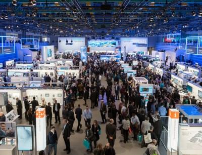 Impressionen von der Frankenhalle (Siemens) in Nürnberg