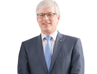 Manfred Stern, CEO der Yaskawa Europe GmbH