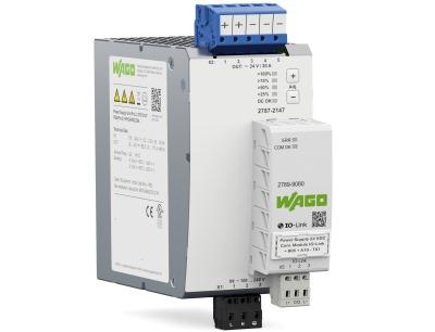 Die neue Wago Stromversorgungsserie Pro 2