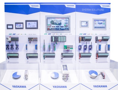 Yaskawa auf der All About Automation 2018 in Leipzig