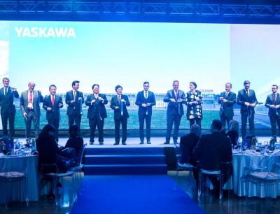 Feierliche Eröffnungsveranstaltung Yaskawa Slowenien