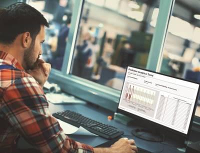 Bessere Entscheidungen durch Predictive Analytics Reports des Zenon Analyzer