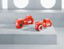 Die neuen W 29- und W 39-Getriebe ermöglichen durch ihren 2- bzw. 3-stufigen Aufbau eine weite Spanne an Übersetzungen