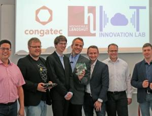 Congatec IoT-Innovationslabor