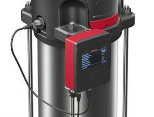 Condition Monitoring an einer Pumpe von Grundfos