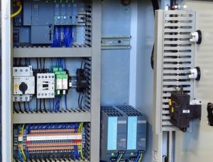 Mit Steuerungstechnik von Siemens wird automatisiert