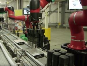Sawyer packt ein: wie die Verpackungsindustrie von Cobots profitiert
