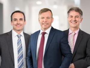 Karl-Heinz Fuchs und Pascal Borusiak verstärken Geschäftsleitung von SMC Deutschland