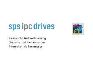 Logo der SPS IPC Drives 2018