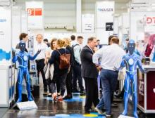 Messegeschehen auf der All About Automation 2019