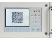 Dynamisch erzeugter QR-Code direkt am Gerätedisplay