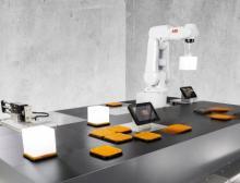 Acopos 6D bietet optimale Voraussetzungen für die Produktion in kleinen Losgrößen und mit ständig wechselnden Produktdesigns