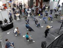 Mehr Aussteller und Besucher am neuen Standort der All About Automation im Osten