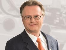 Andreas Lapp, Vorstandsvorsitzender der Lapp Holding AG und Vorstand für Marketing und Vertrieb